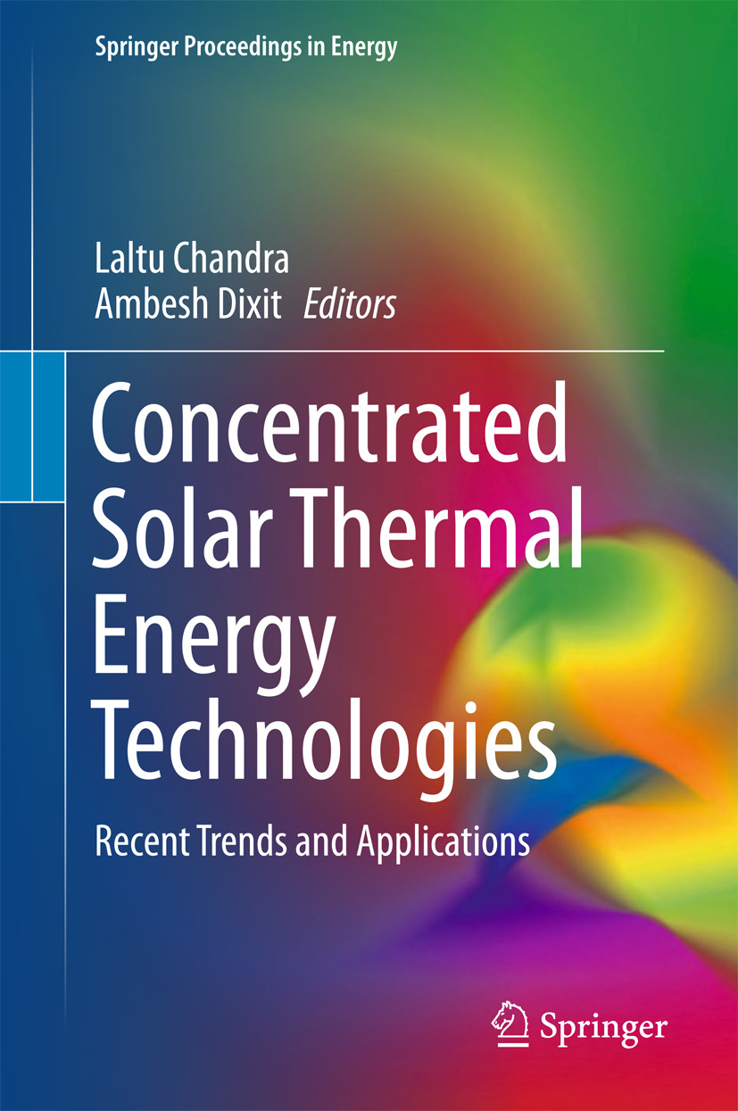 Chandra, Laltu - Concentrated Solar Thermal Energy Technologies, ebook