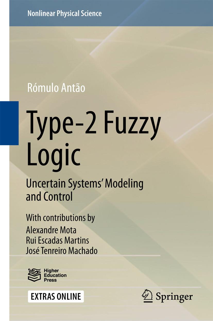 Antão, Rómulo - Type-2 Fuzzy Logic, ebook