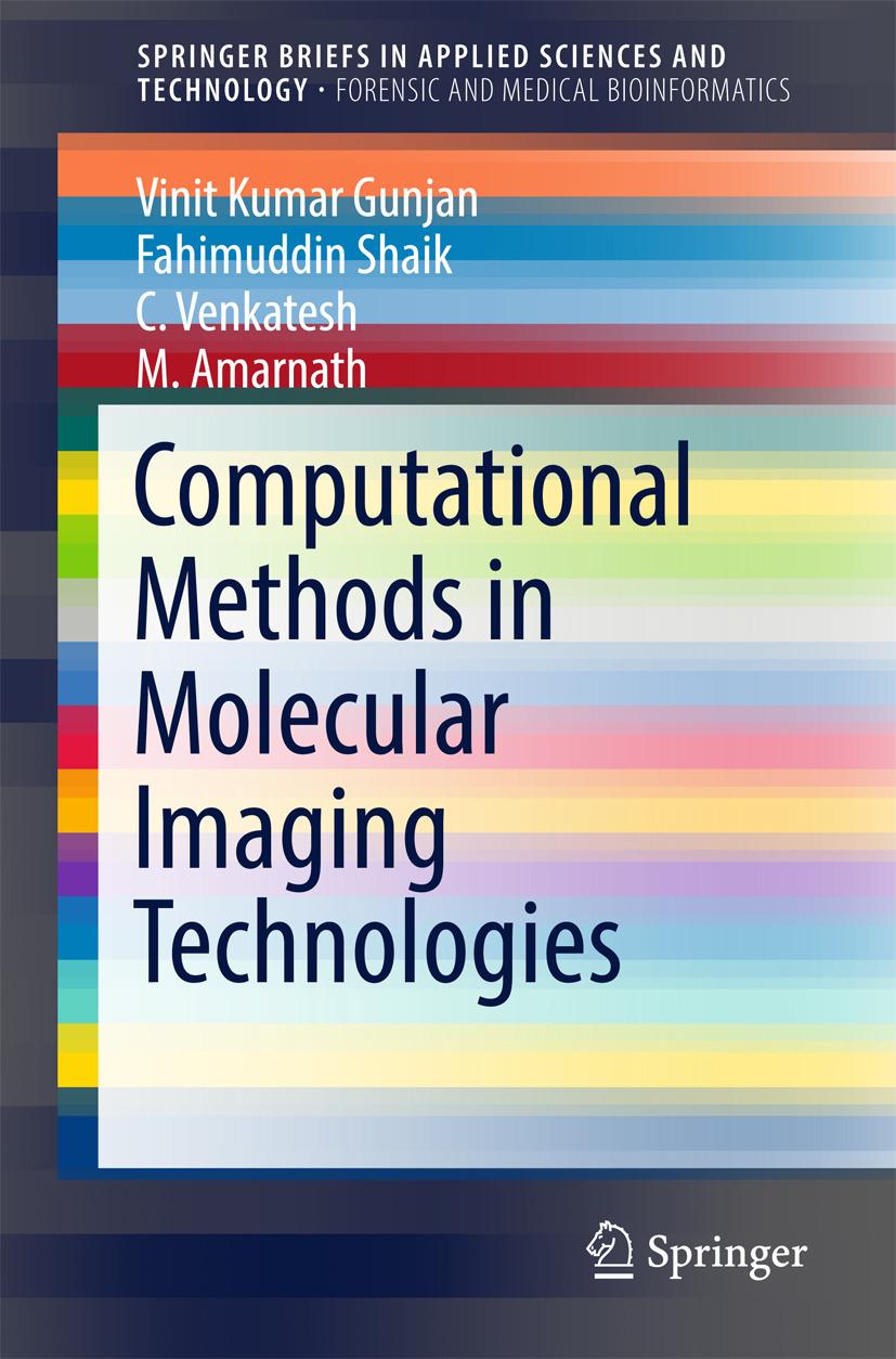 Amarnath, M. - Computational Methods in Molecular Imaging Technologies, ebook