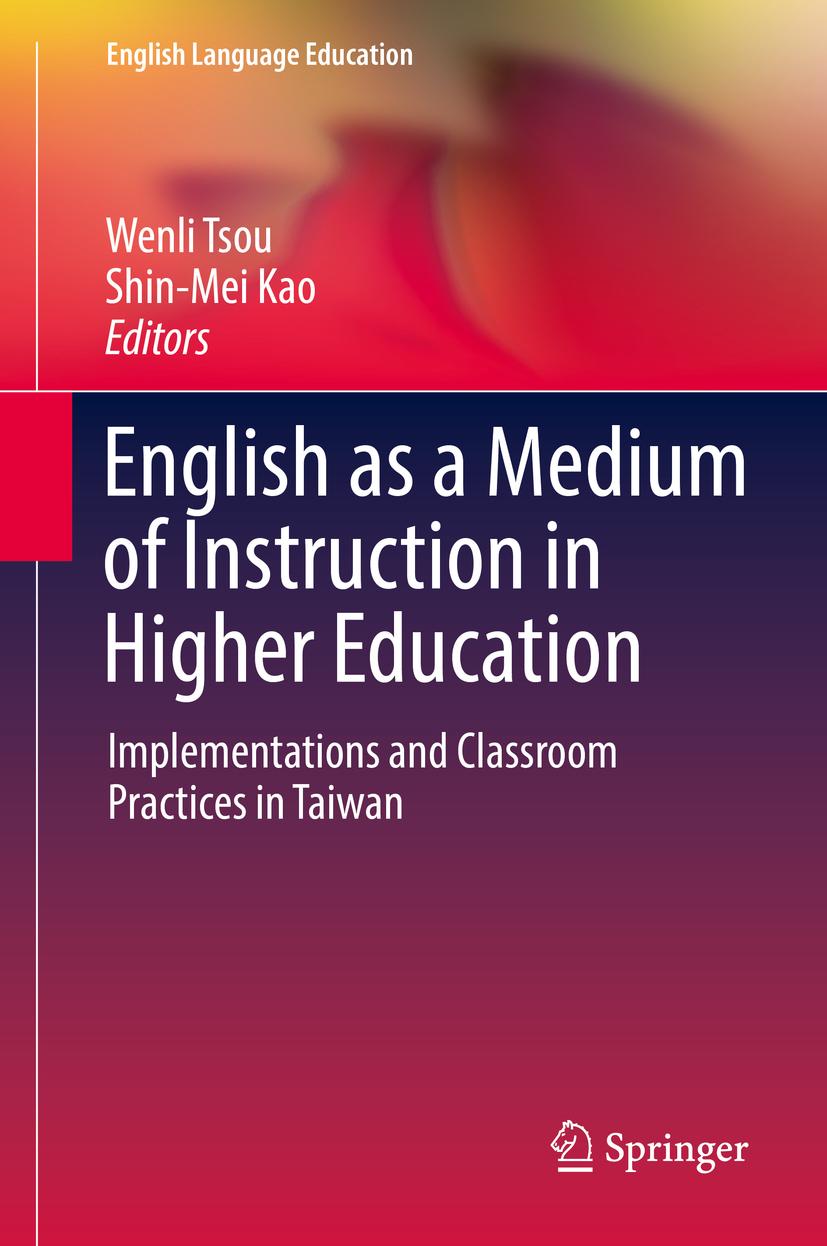 Kao, Shin-Mei - English as a Medium of Instruction in Higher Education, ebook