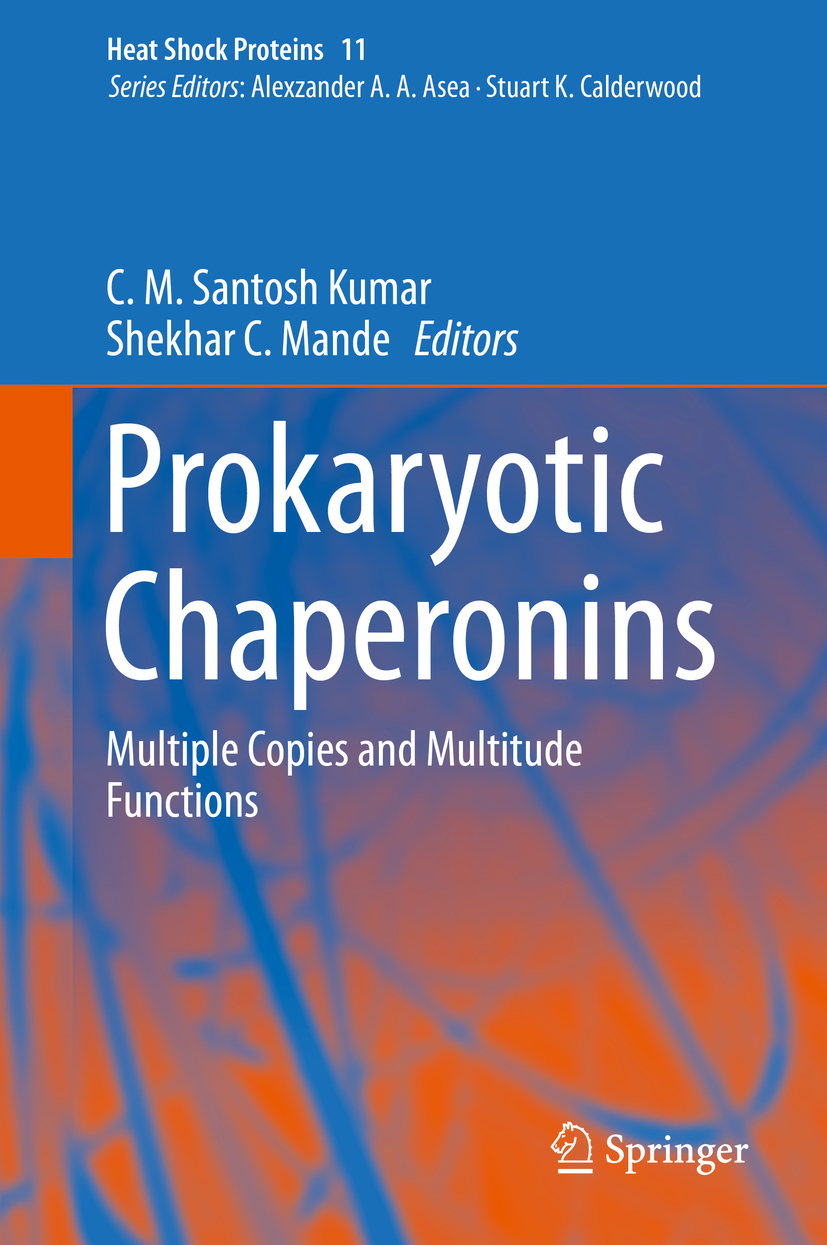Kumar, C. M. Santosh - Prokaryotic Chaperonins, e-kirja