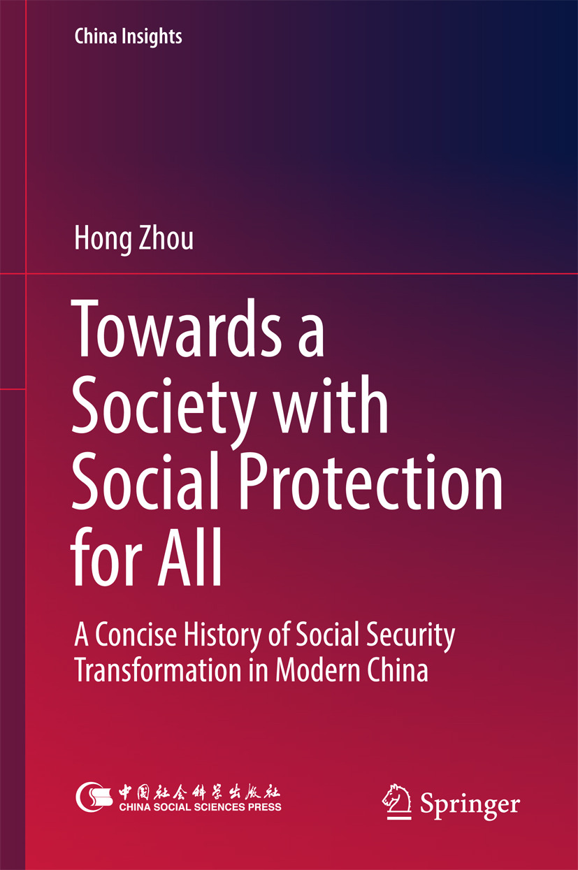Zhou, Hong - Towards a Society with Social Protection for All, ebook