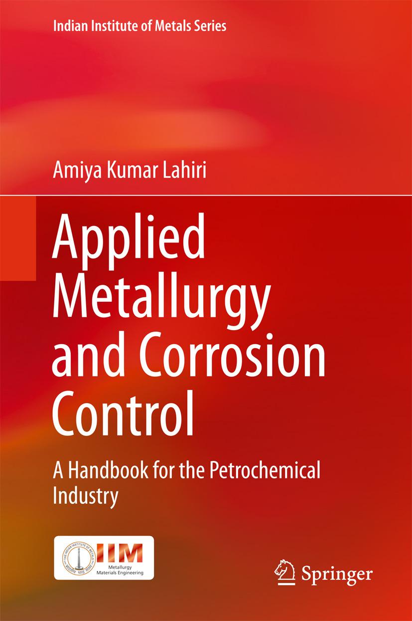 Lahiri, Amiya Kumar - Applied Metallurgy and Corrosion Control, ebook