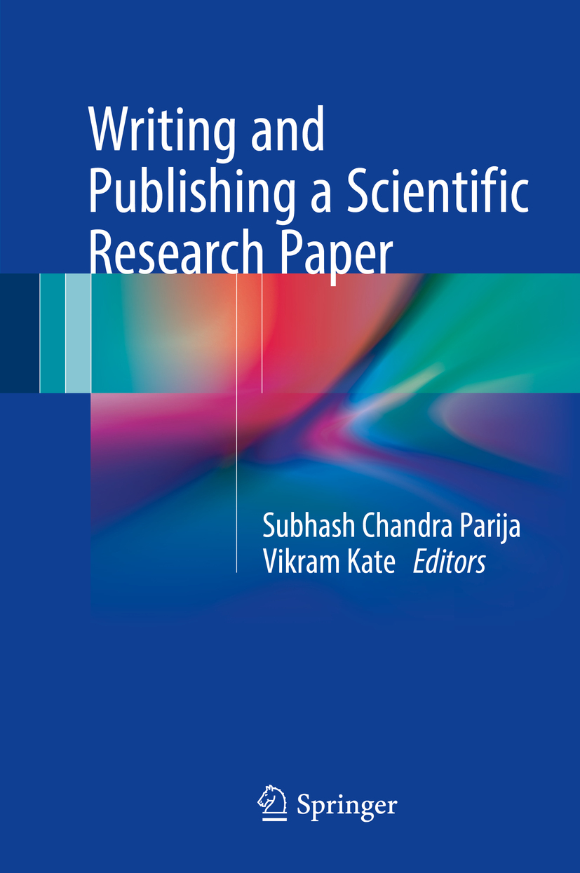 Kate, Vikram - Writing and Publishing a Scientific Research Paper, ebook