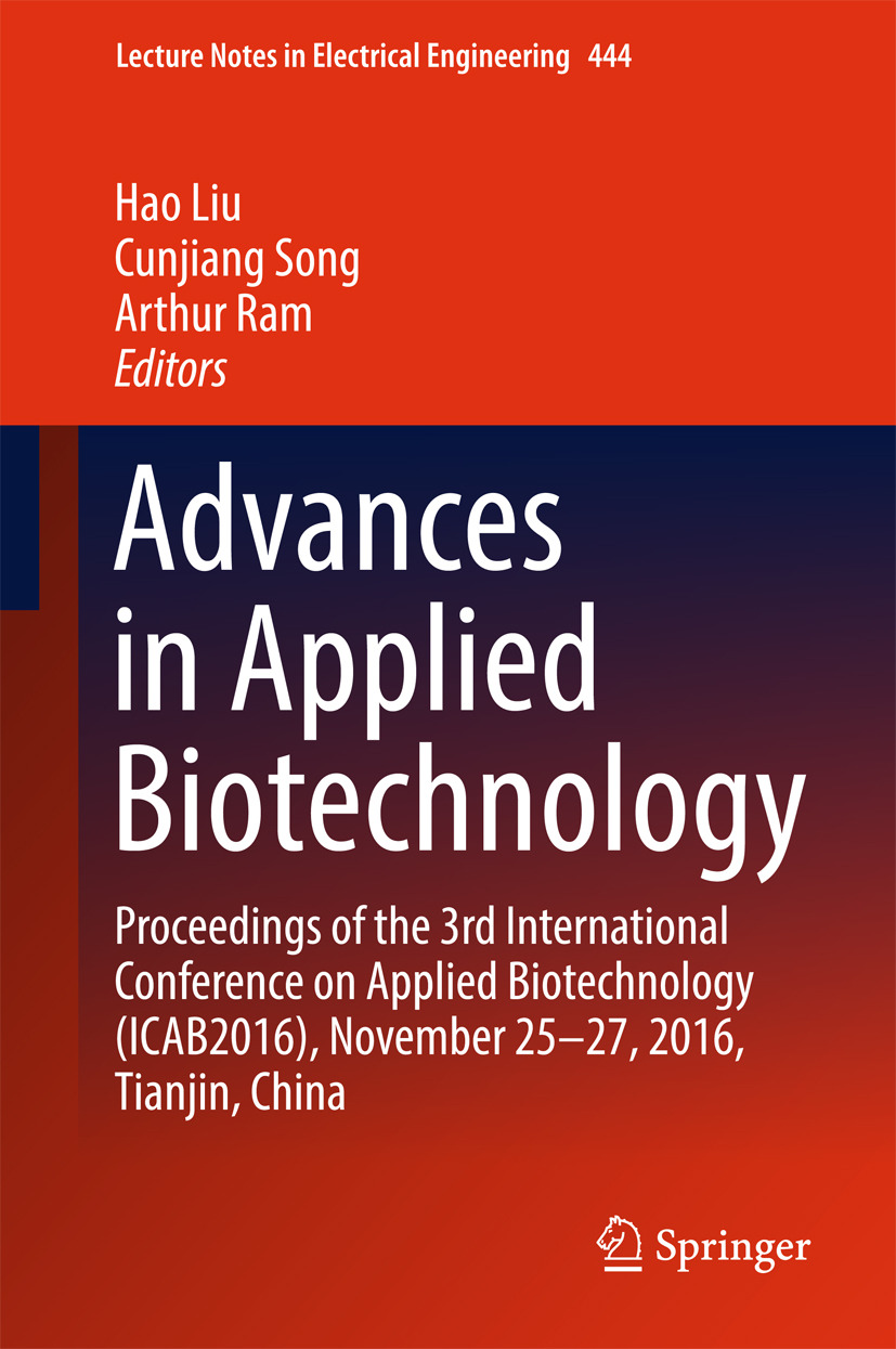Liu, Hao - Advances in Applied Biotechnology, ebook