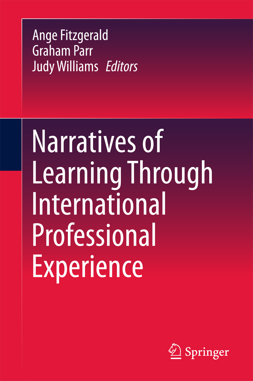 Fitzgerald, Ange - Narratives of Learning Through International Professional Experience, ebook