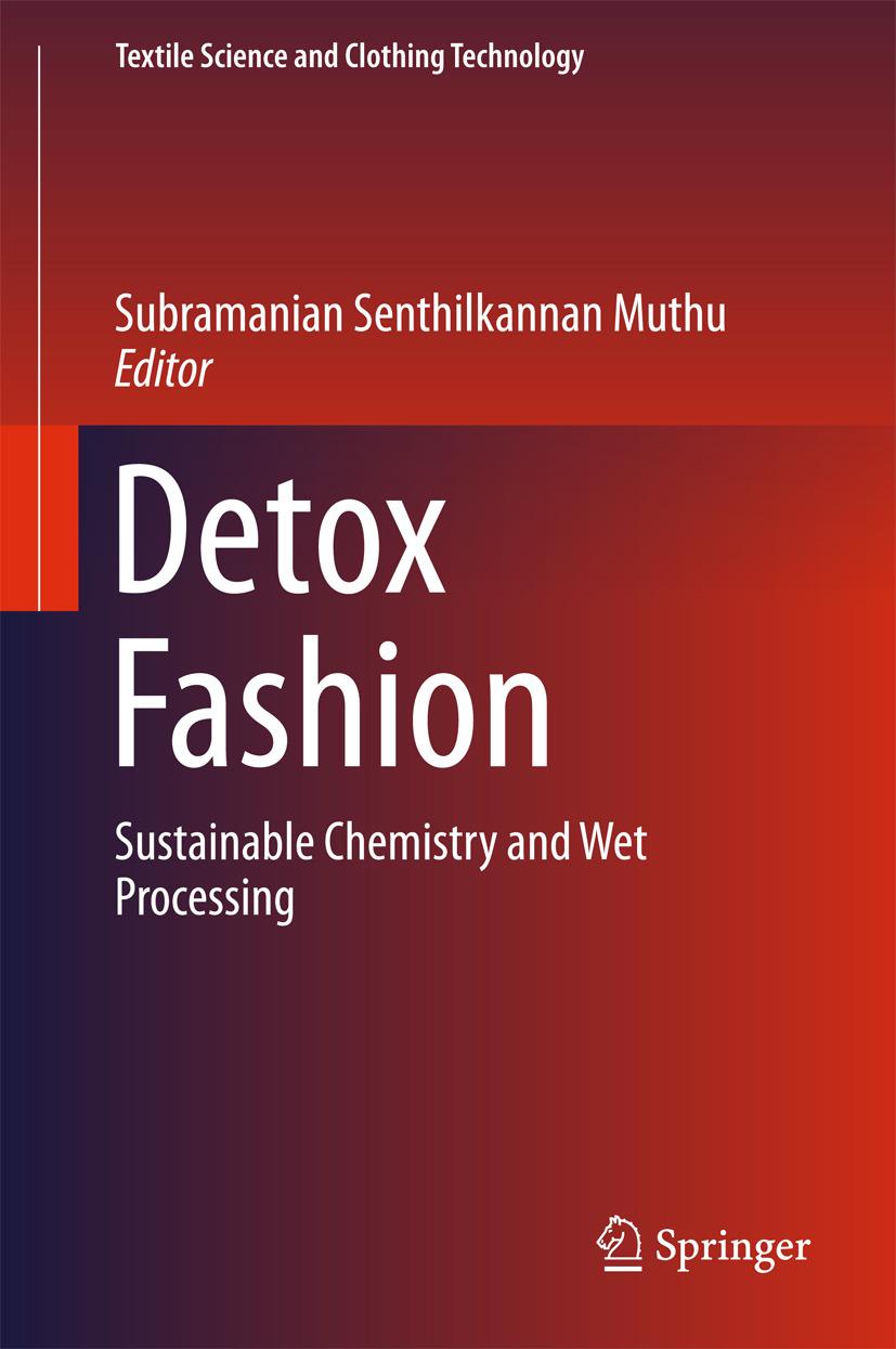 Muthu, Subramanian Senthilkannan - Detox Fashion, ebook