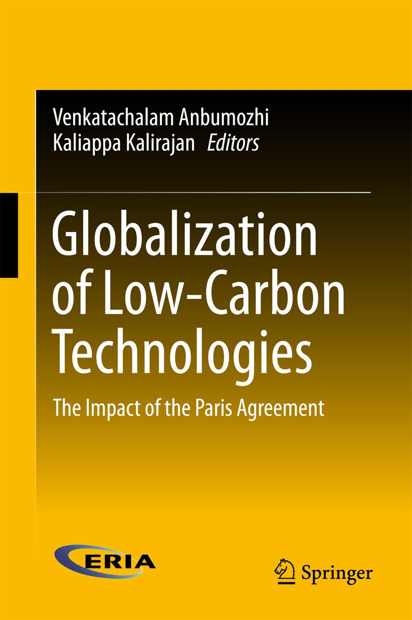 Anbumozhi, Venkatachalam - Globalization of Low-Carbon Technologies, ebook