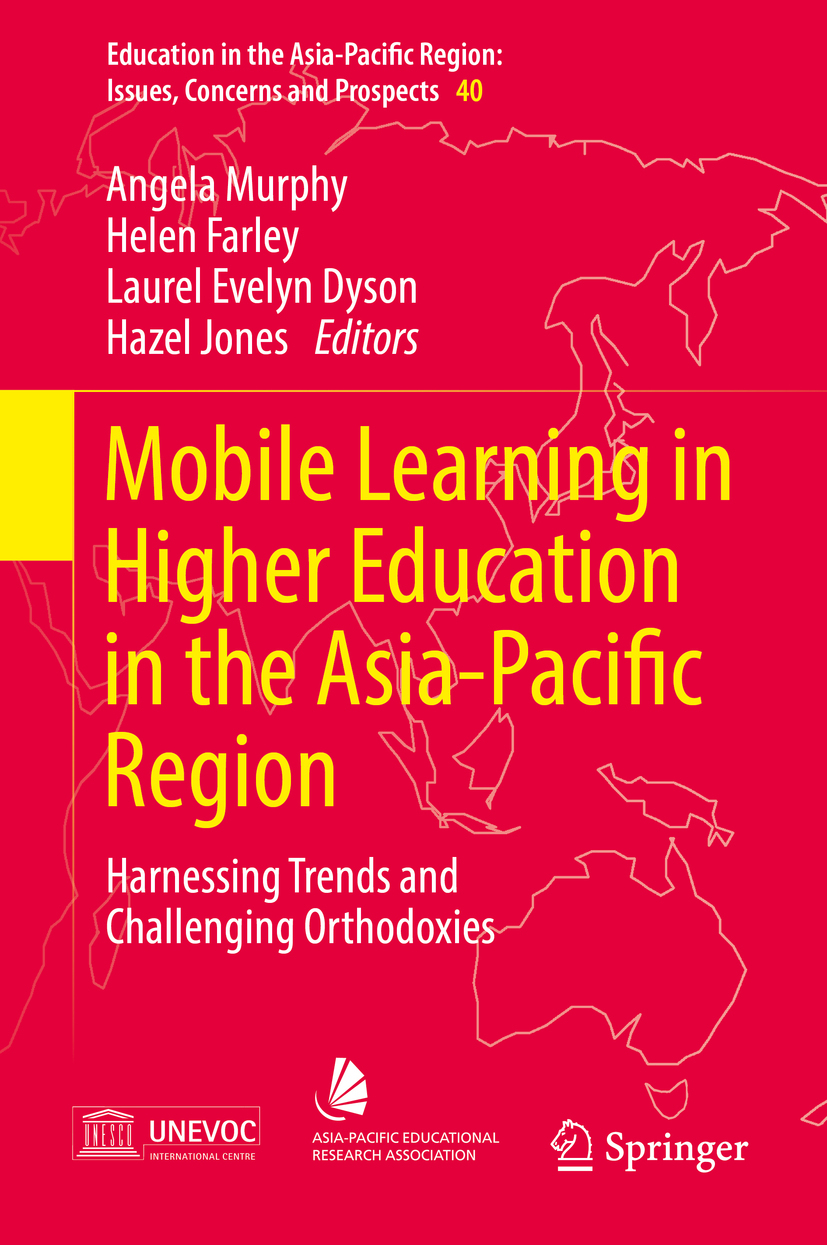Dyson, Laurel Evelyn - Mobile Learning in Higher Education in the Asia-Pacific Region, ebook