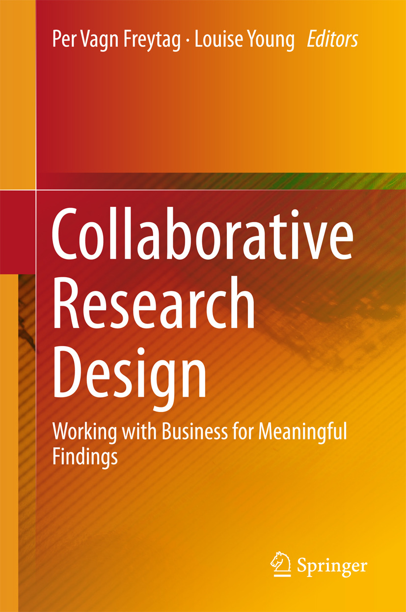 Freytag, Per Vagn - Collaborative Research Design, ebook