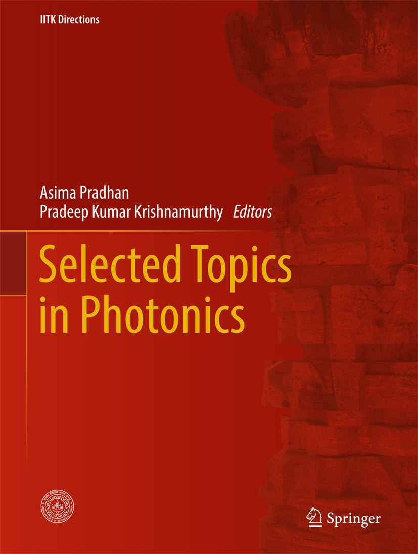 Krishnamurthy, Pradeep Kumar - Selected Topics in Photonics, ebook