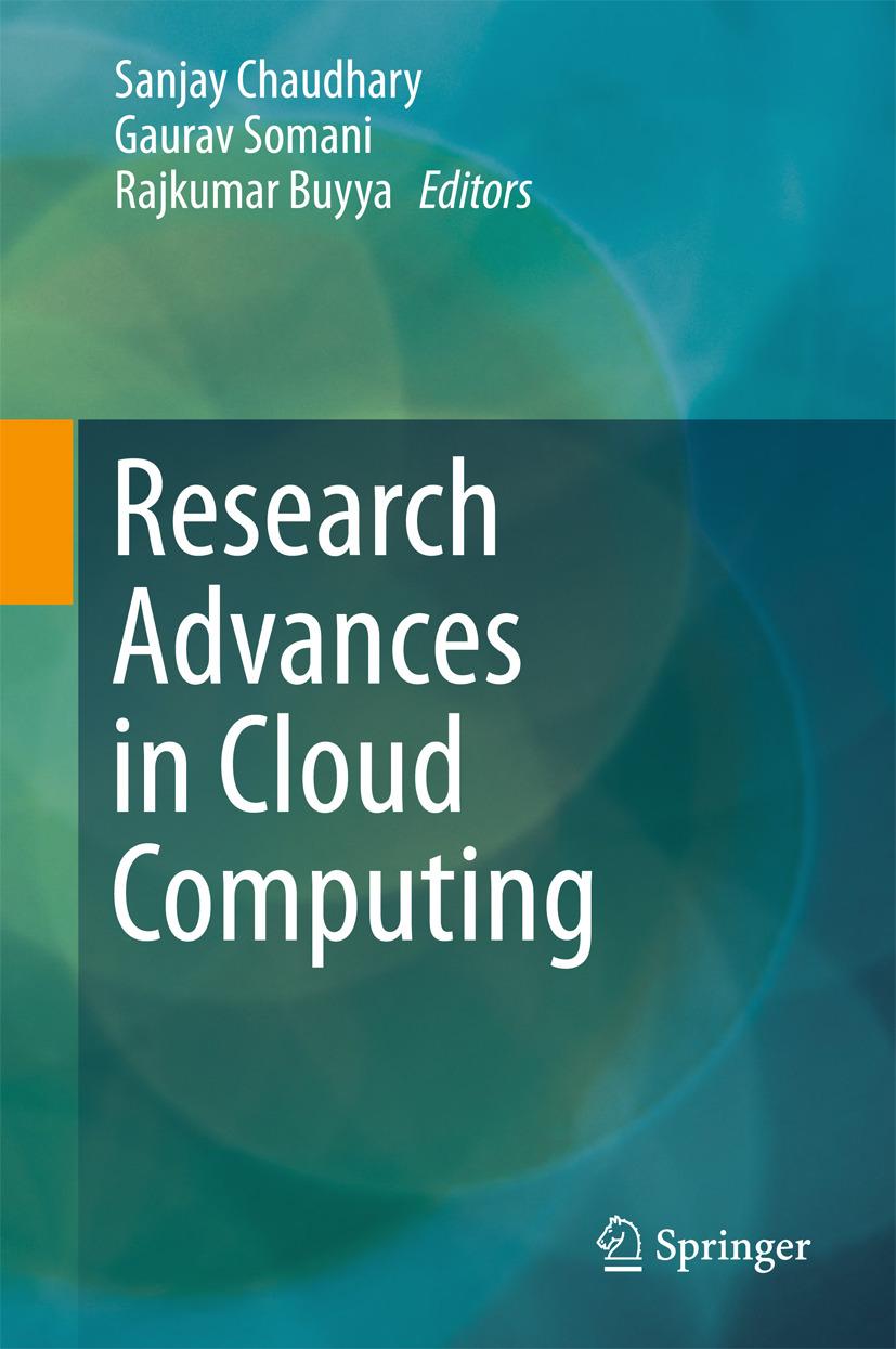 Buyya, Rajkumar - Research Advances in Cloud Computing, ebook
