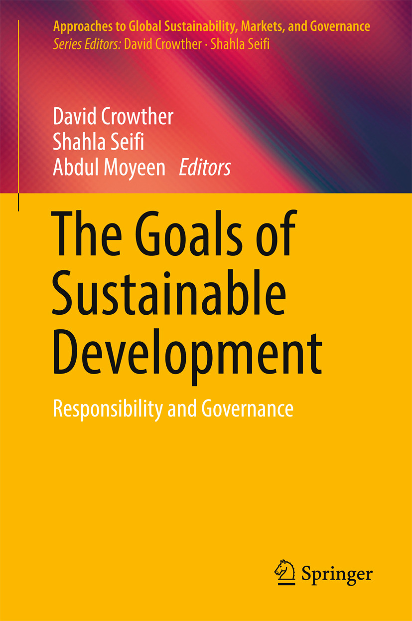 Crowther, David - The Goals of Sustainable Development, ebook