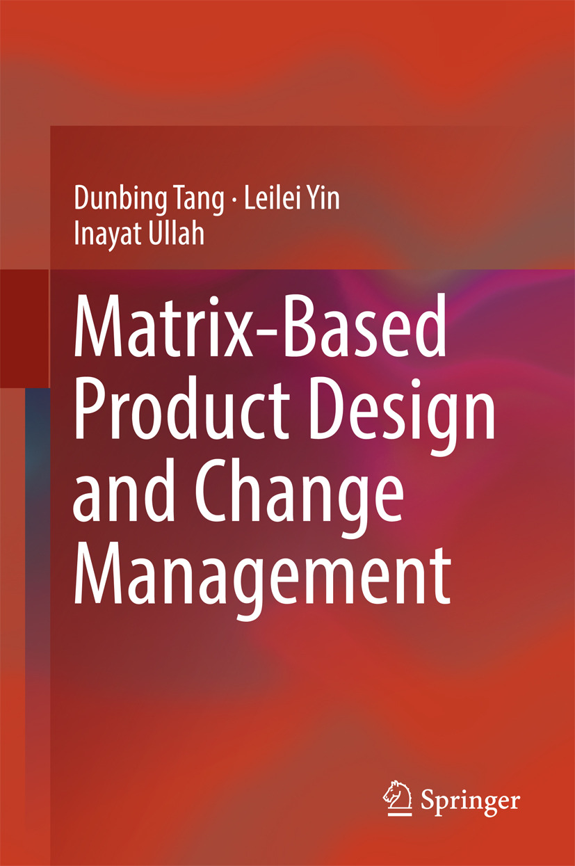Tang, Dunbing - Matrix-based Product Design and Change Management, ebook