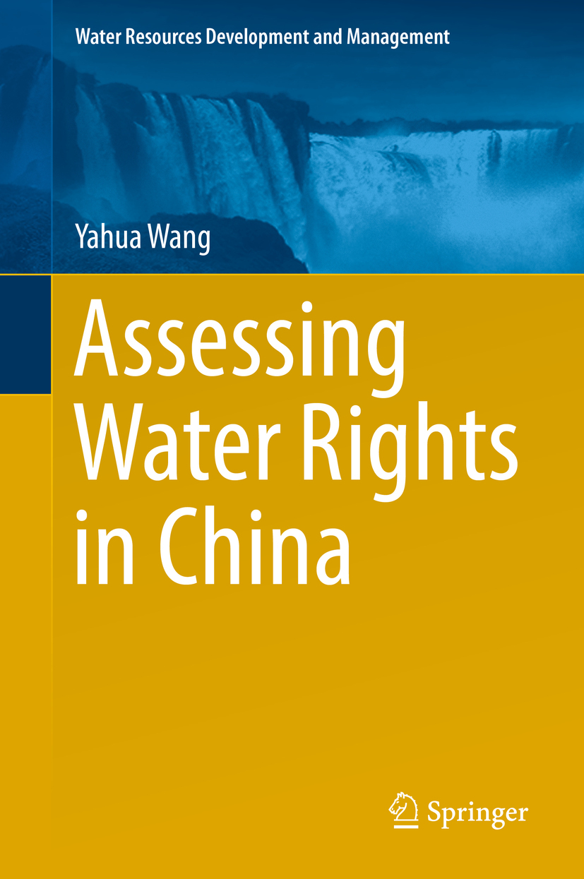 Wang, Yahua - Assessing Water Rights in China, ebook