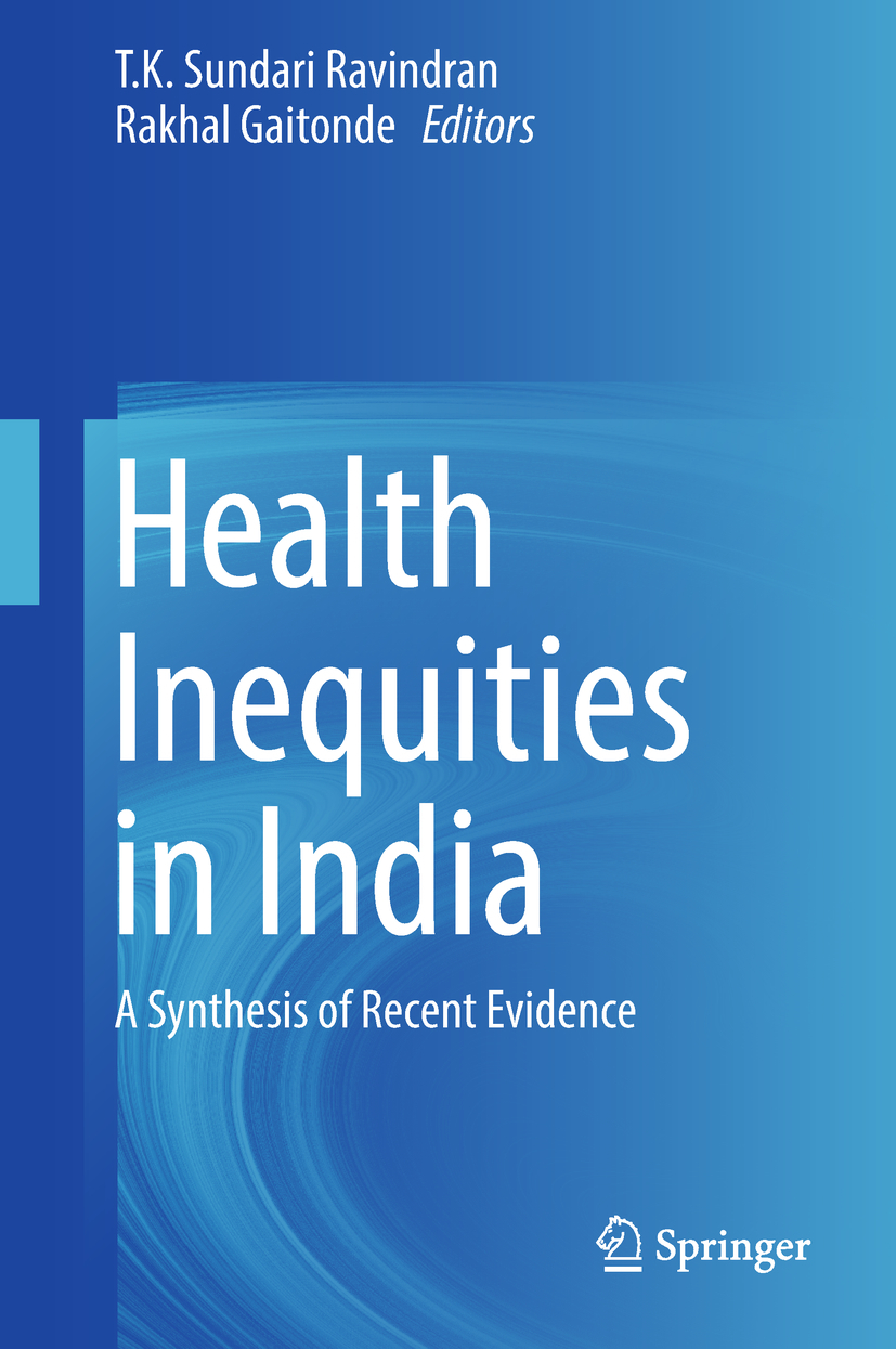 Gaitonde, Rakhal - Health Inequities in India, ebook
