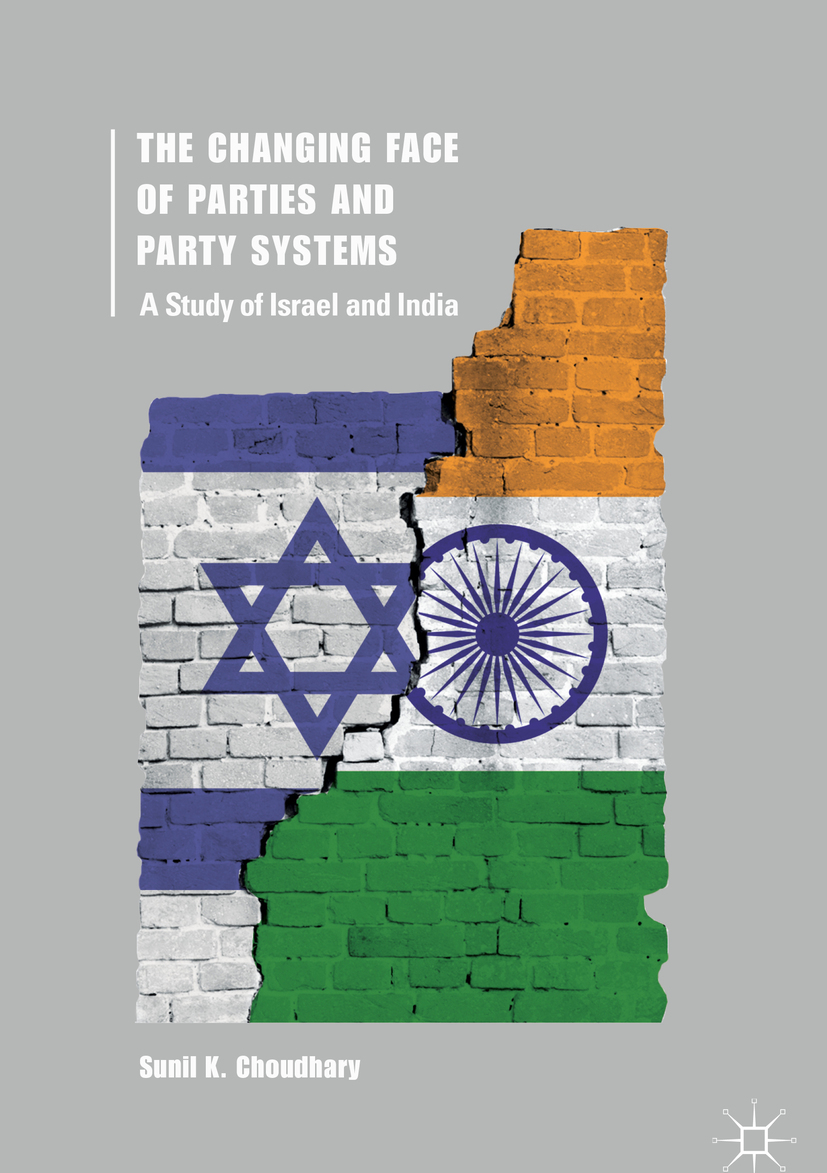 Choudhary, Sunil K. - The Changing Face of Parties and Party Systems, ebook