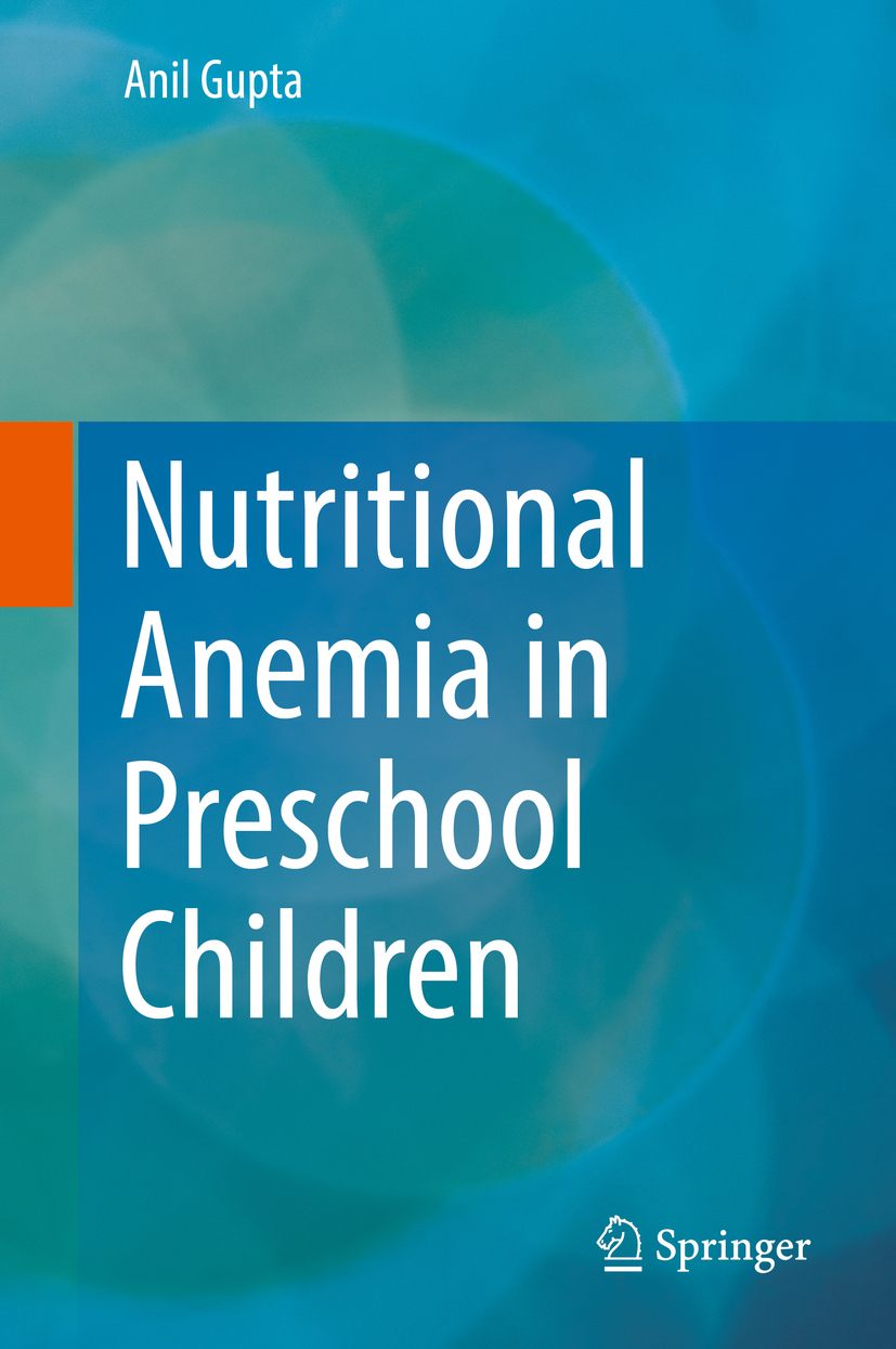 Gupta, Anil - Nutritional Anemia in Preschool Children, ebook