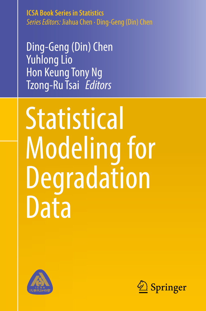 Chen, Ding-Geng (Din) - Statistical Modeling for Degradation Data, ebook