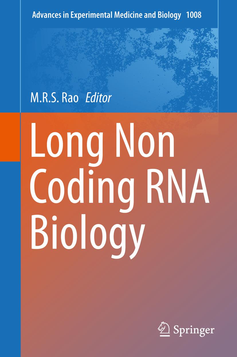 Rao, M.R.S. - Long Non Coding RNA Biology, ebook