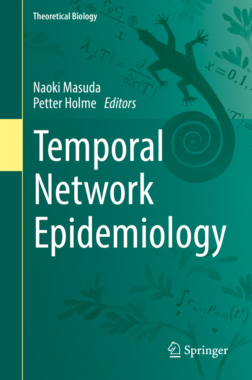 Holme, Petter - Temporal Network Epidemiology, ebook