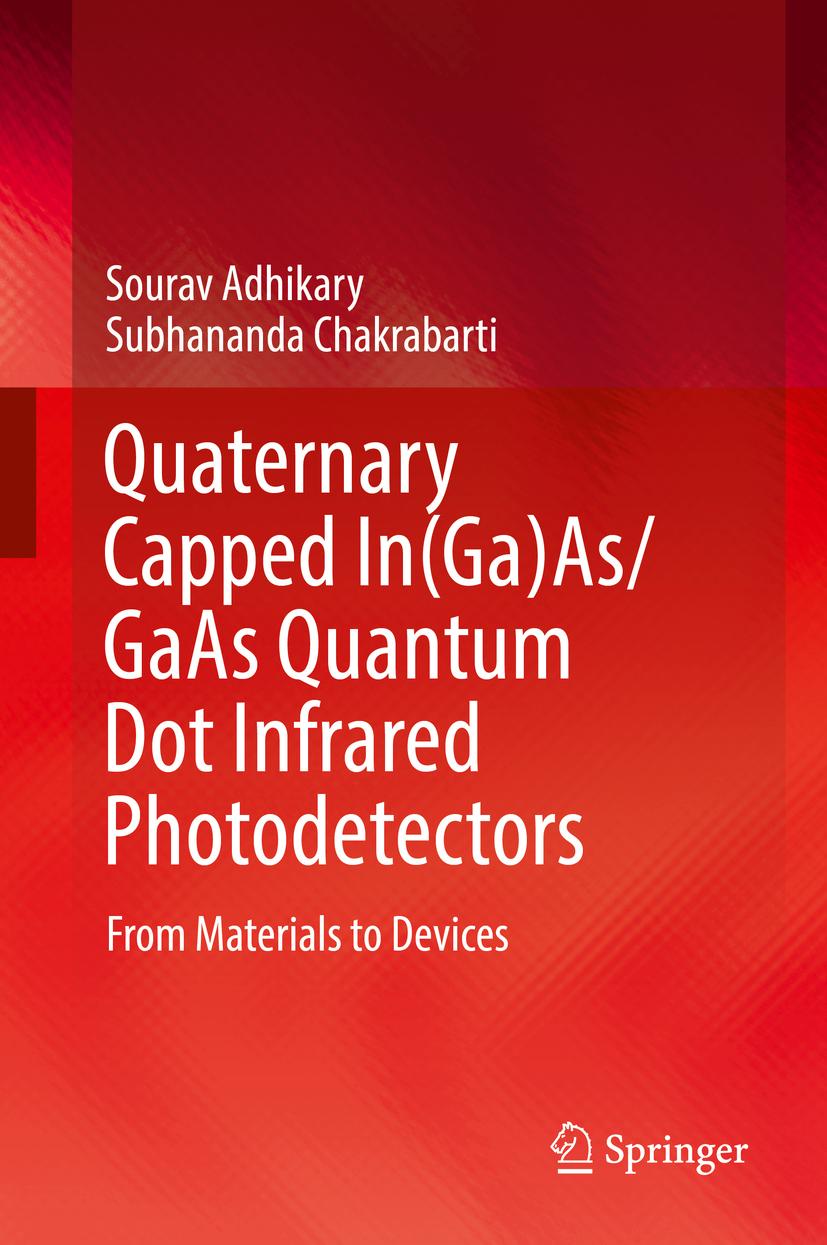 Adhikary, Sourav - Quaternary Capped In(Ga)As/GaAs Quantum Dot Infrared Photodetectors, ebook