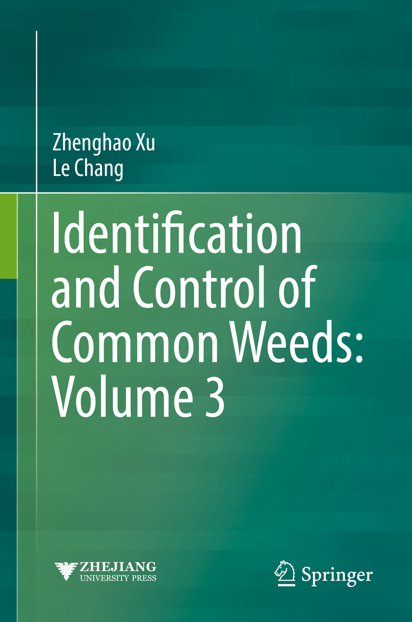 Chang, Le - Identification and Control of Common Weeds: Volume 3, ebook