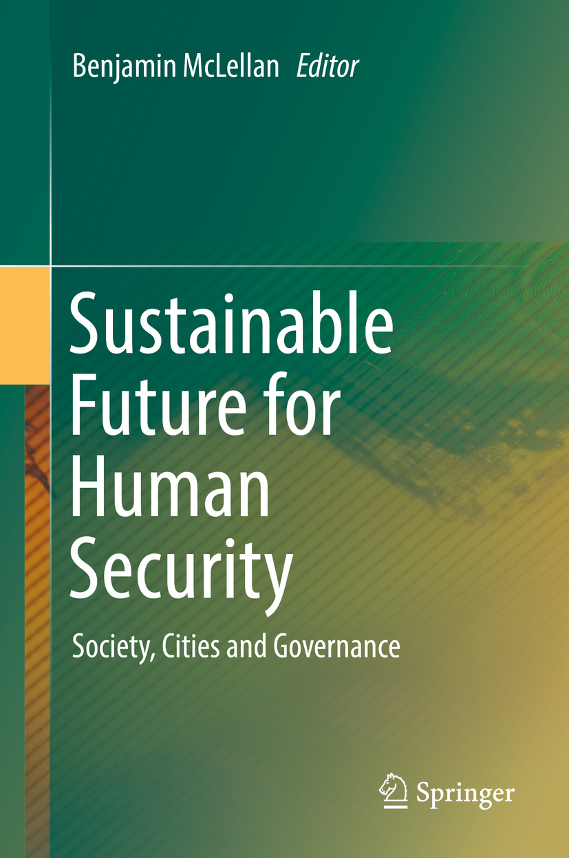 McLellan, Benjamin - Sustainable Future for Human Security, ebook