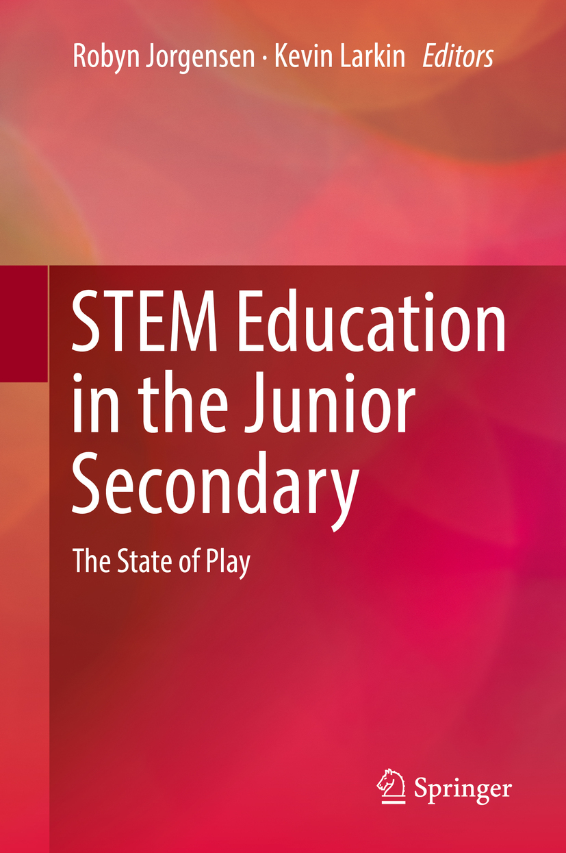 Jorgensen, Robyn - STEM Education in the Junior Secondary, ebook