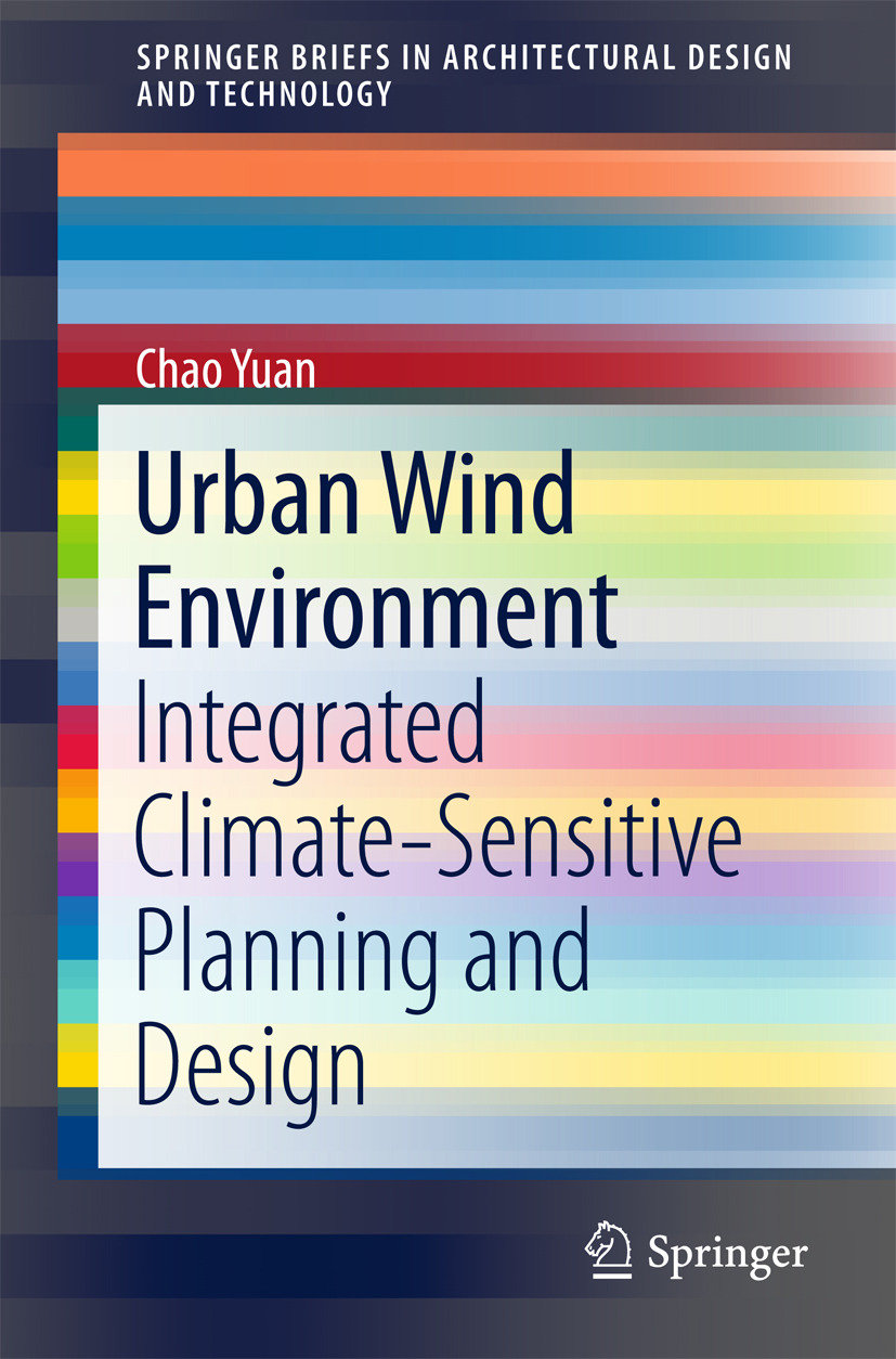 Yuan, Chao - Urban Wind Environment, ebook