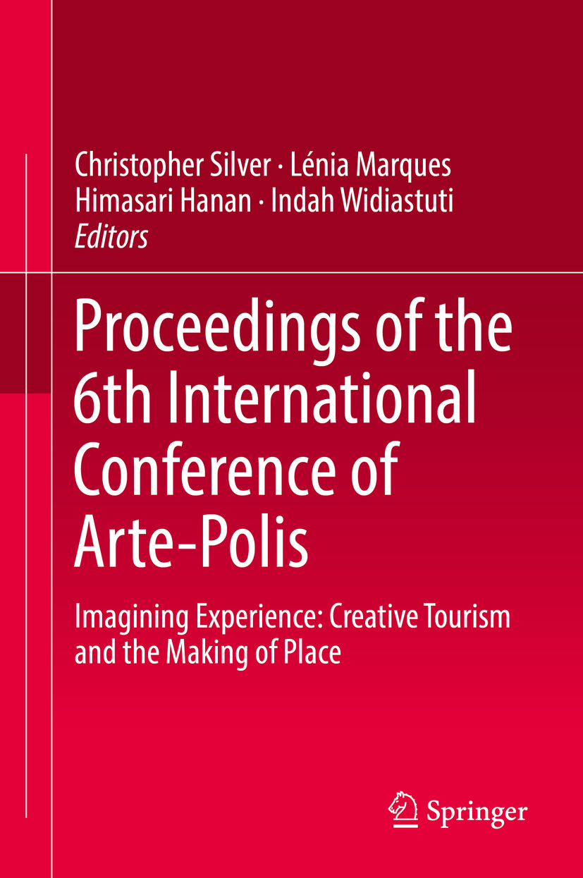 Hanan, Himasari - Proceedings of the 6th International Conference of Arte-Polis, e-bok