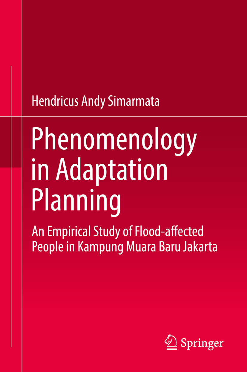 Simarmata, Hendricus Andy - Phenomenology in Adaptation Planning, ebook