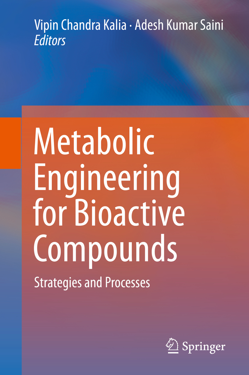 Kalia, Vipin Chandra - Metabolic Engineering for Bioactive Compounds, ebook