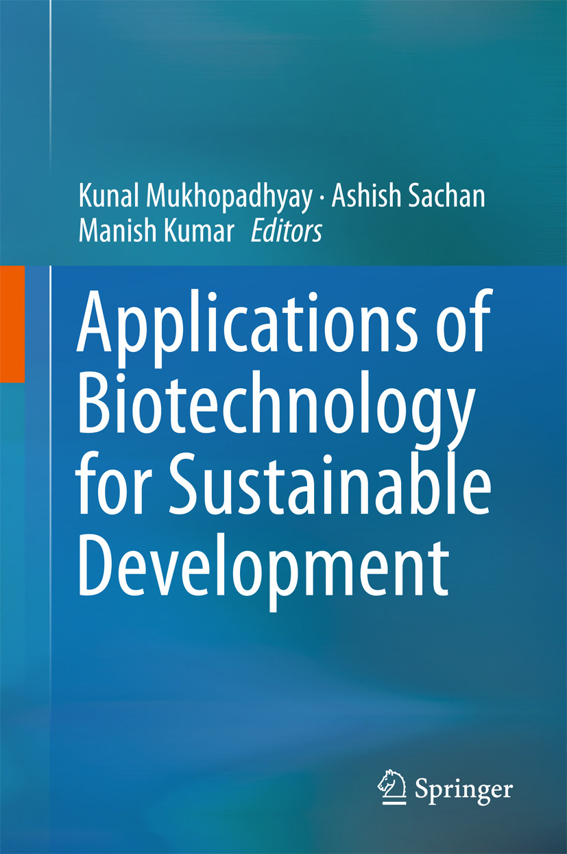Kumar, Manish - Applications of Biotechnology for Sustainable Development, ebook