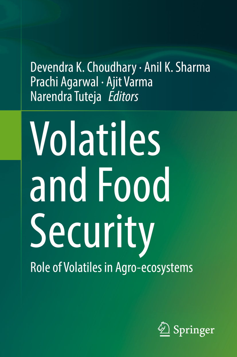 Agarwal, Prachi - Volatiles and Food Security, ebook