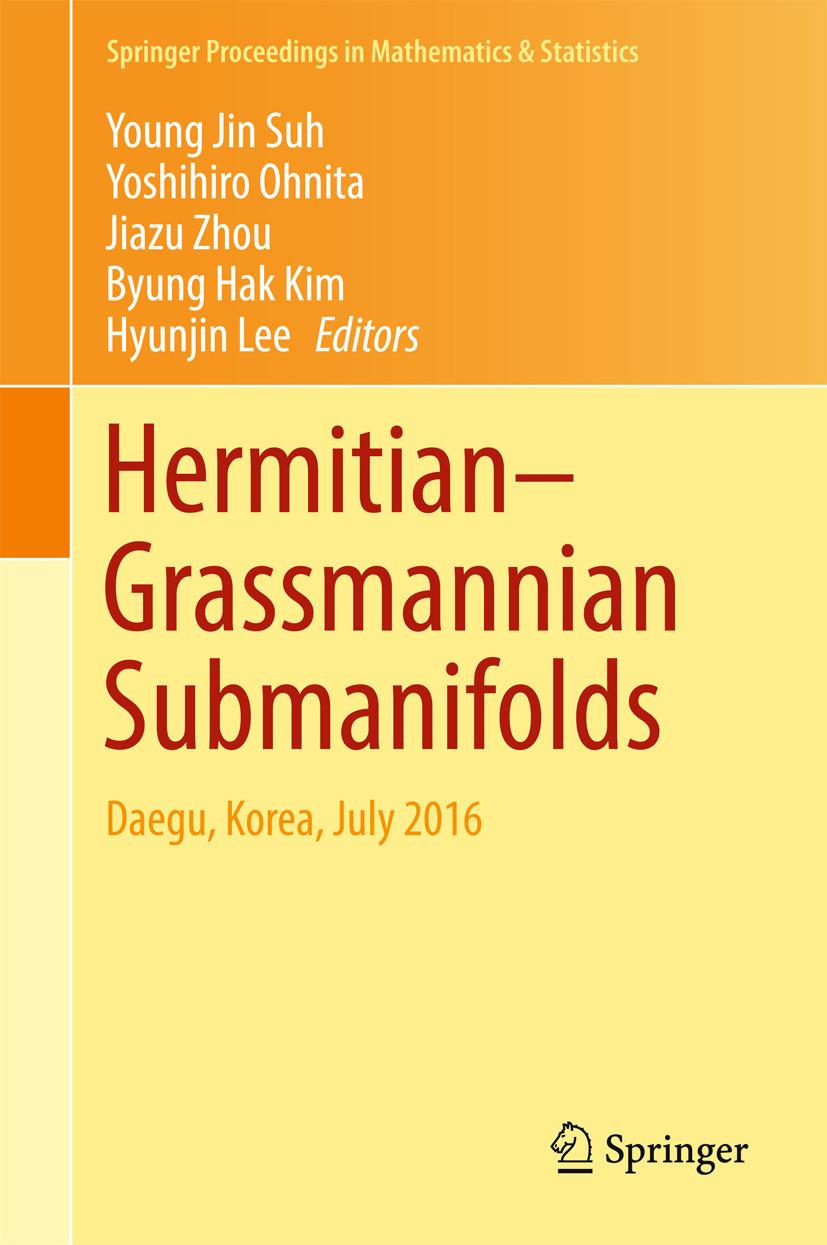 Kim, Byung Hak - Hermitian–Grassmannian Submanifolds, ebook