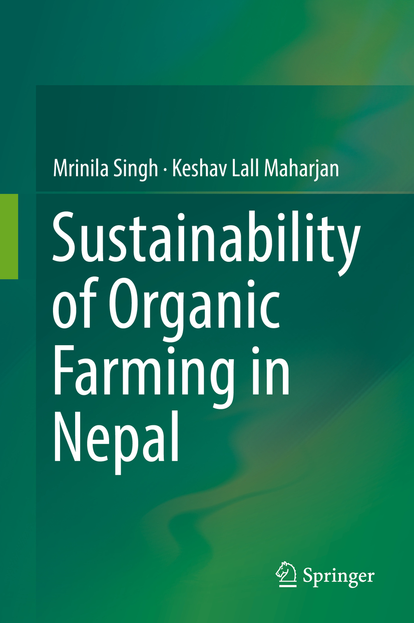 Maharjan, Keshav Lall - Sustainability of Organic Farming in Nepal, ebook