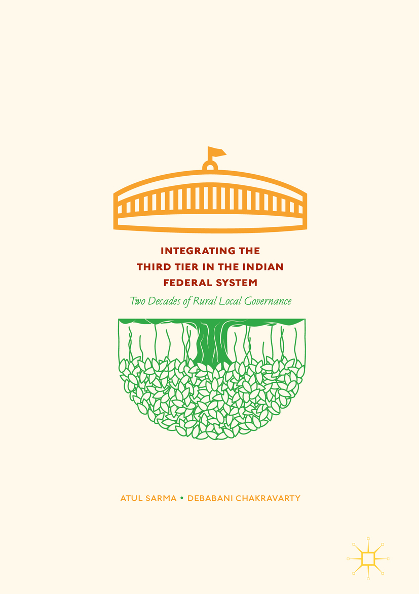 Chakravarty, Debabani - Integrating the Third Tier in the Indian Federal System, ebook