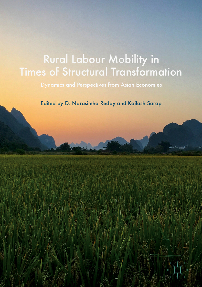 Reddy, D. Narasimha - Rural Labour Mobility in Times of Structural Transformation, ebook