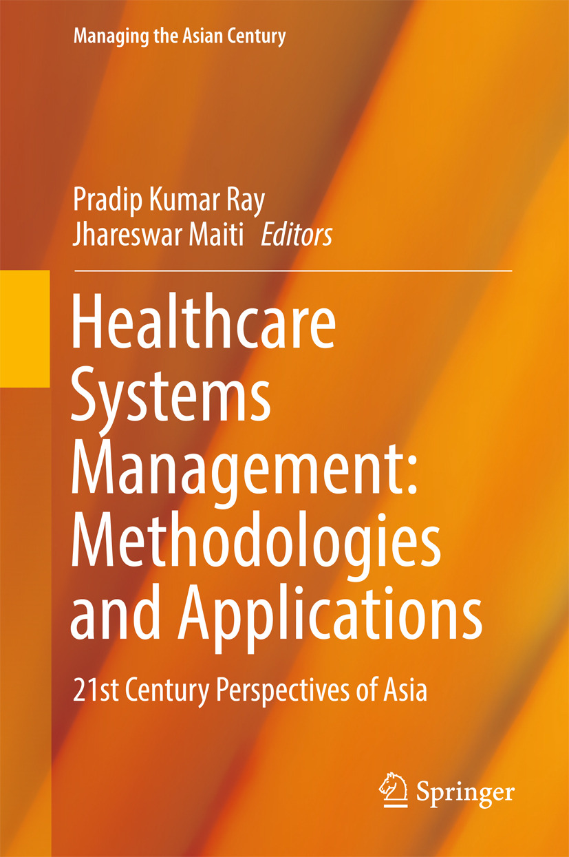 Maiti, Jhareswar - Healthcare Systems Management: Methodologies and Applications, ebook
