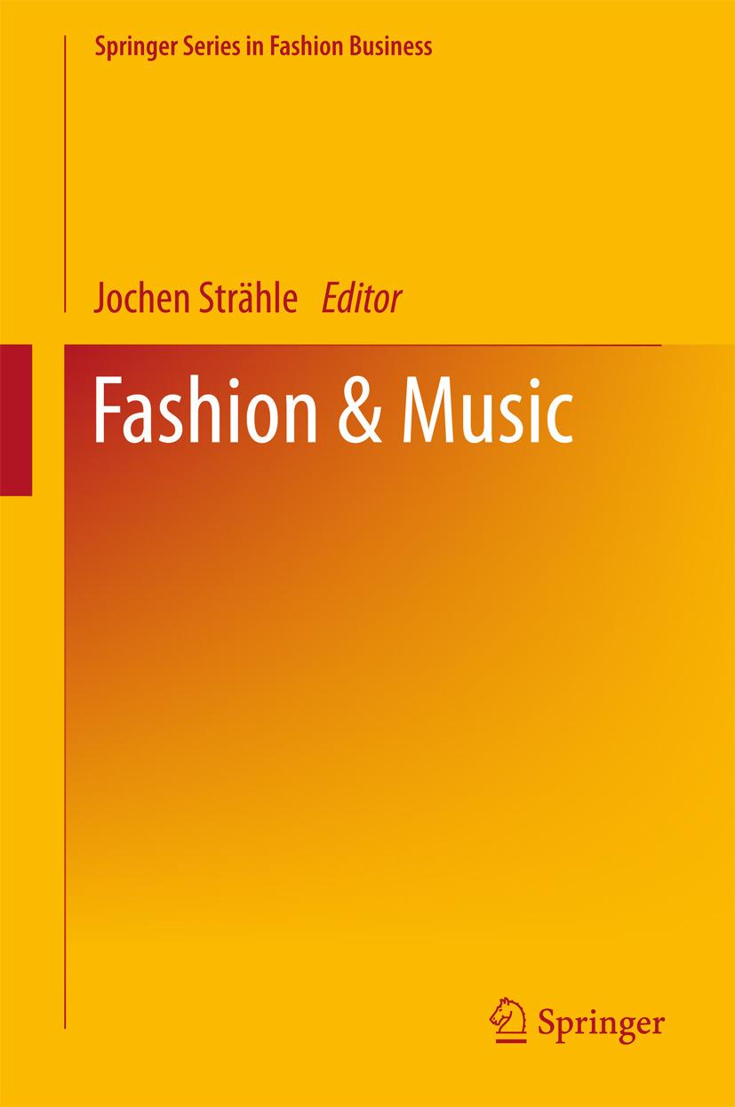 Strähle, Jochen - Fashion & Music, e-kirja