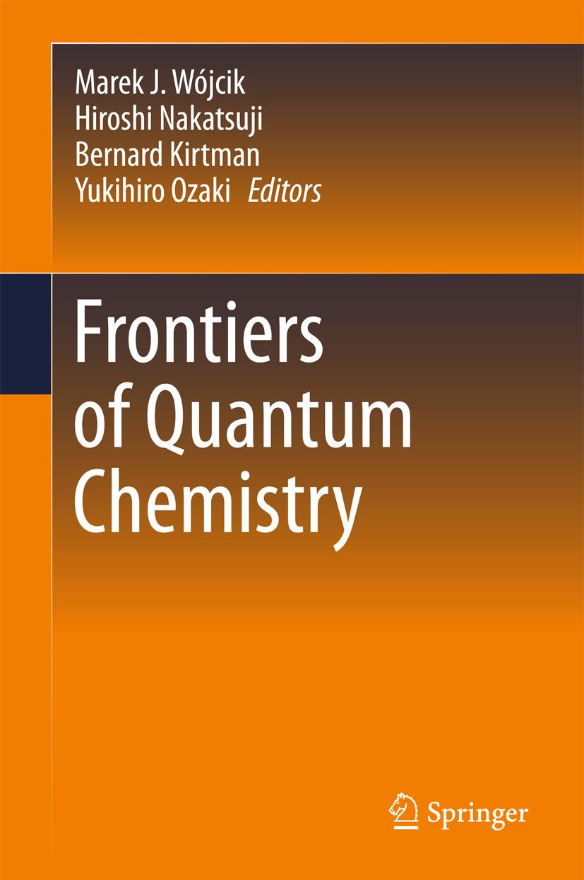 Kirtman, Bernard - Frontiers of Quantum Chemistry, ebook