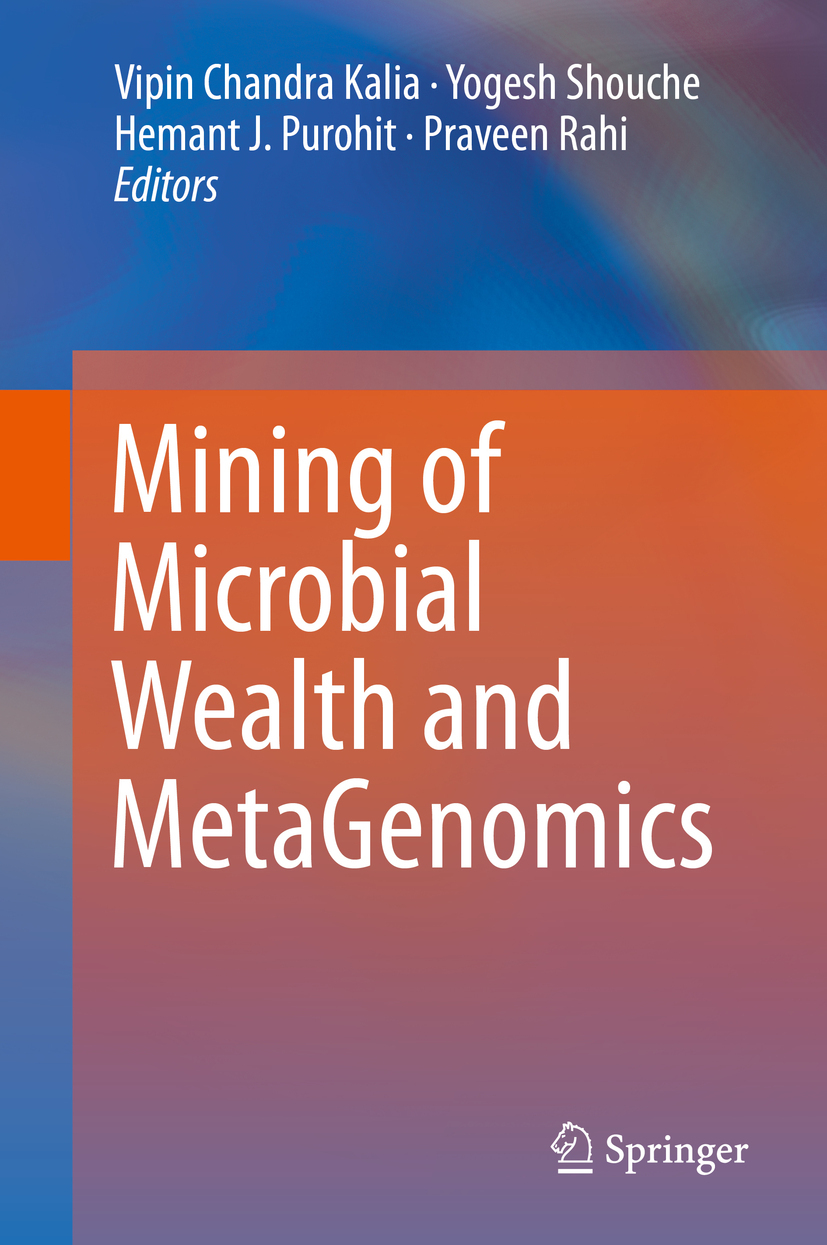 Kalia, Vipin Chandra - Mining of Microbial Wealth and MetaGenomics, ebook