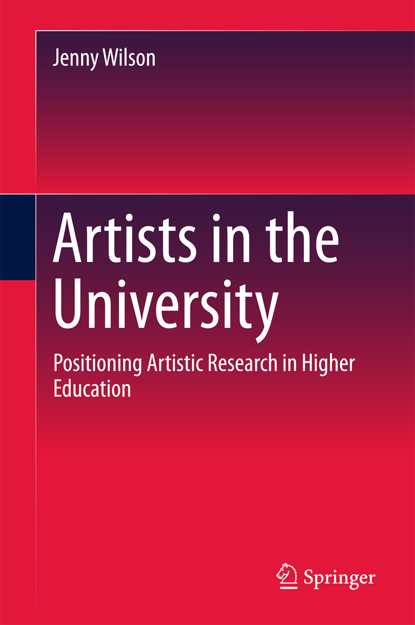 Wilson, Jenny - Artists in the University, ebook