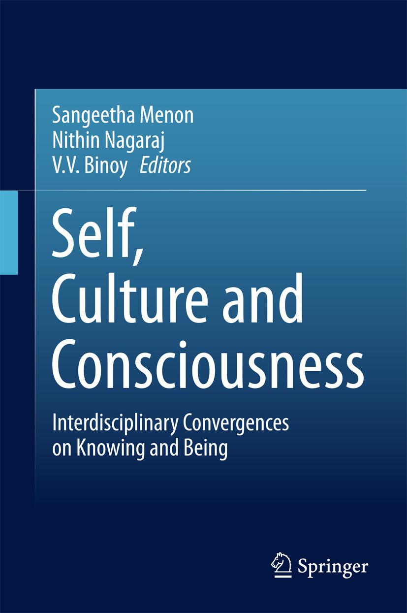 Binoy, V. V. - Self, Culture and Consciousness, ebook