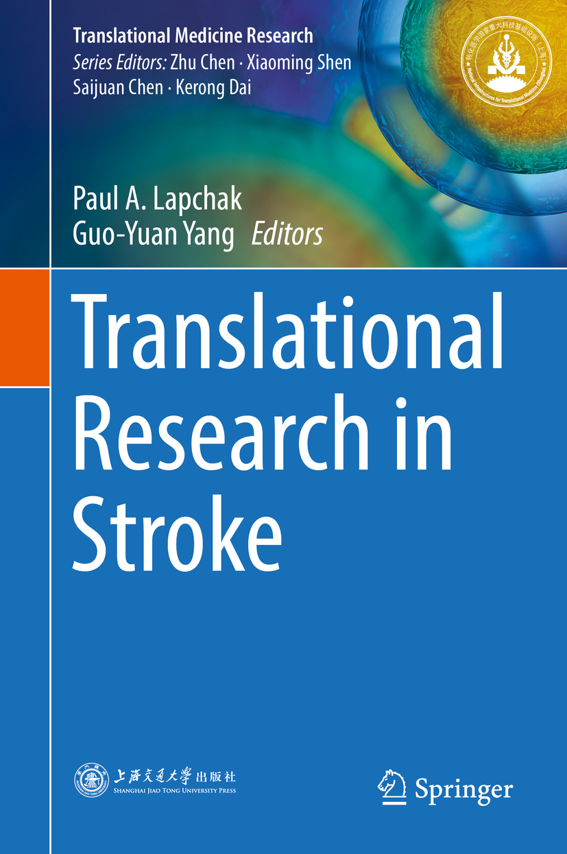 Lapchak, Paul A. - Translational Research in Stroke, ebook