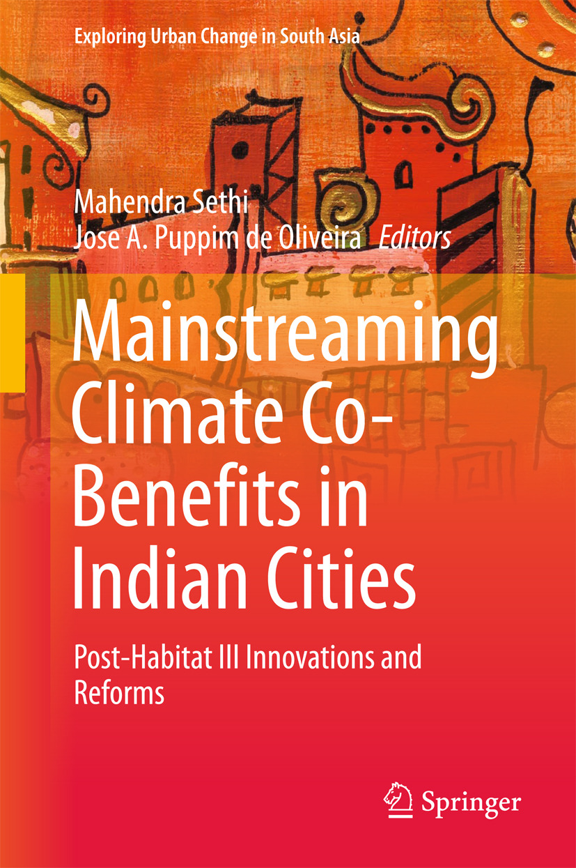 Oliveira, Jose A. Puppim de - Mainstreaming Climate Co-Benefits in Indian Cities, ebook