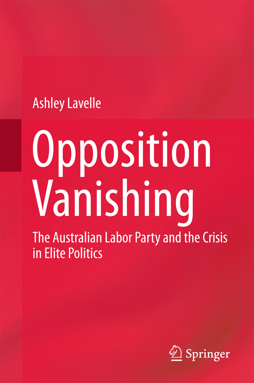 Lavelle, Ashley - Opposition Vanishing, ebook