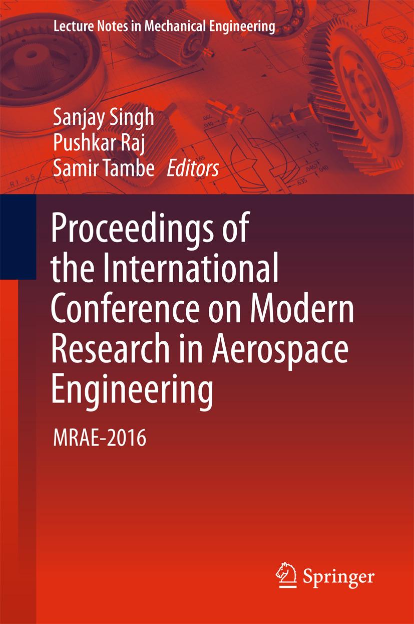 Raj, Pushkar - Proceedings of the International Conference on Modern Research in Aerospace Engineering, ebook