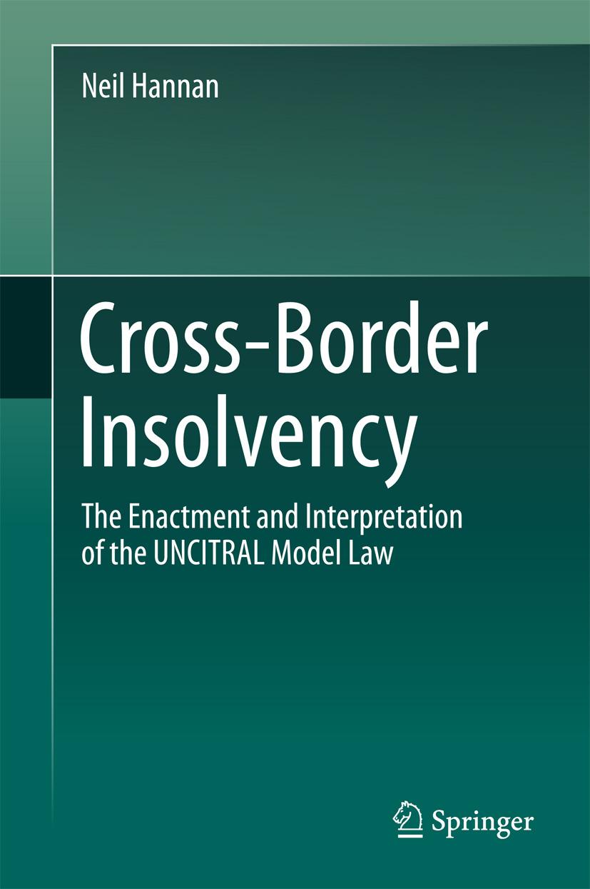 Hannan, Neil Francis - Cross-Border Insolvency, ebook